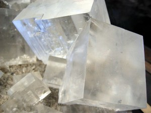 Rock Salt Crystals