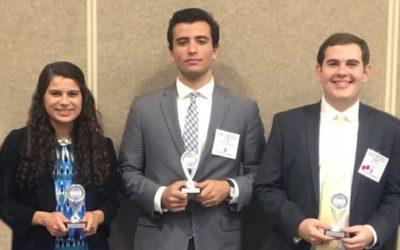 Winners at AIChE Annual Meeting