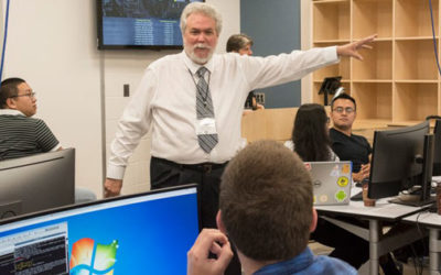 UD Hosts Cybersecurity camp