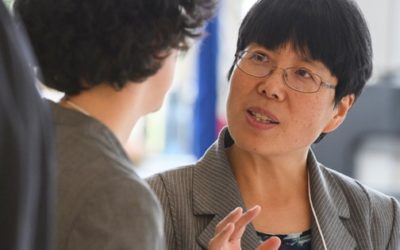 New Leader of Center for Biomechanical Engineering Research