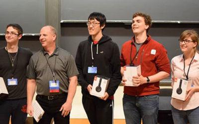 Princeton Hack-a-thon Winners