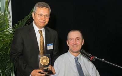 Sean Wang, Entrepreneur in Residence