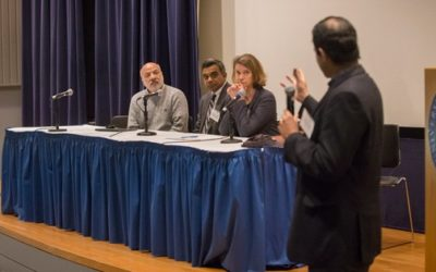 """Theory and practice converge at """"Smart Cities"""" symposium"""