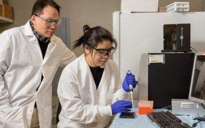 Programming DNA to deliver cancer drugs