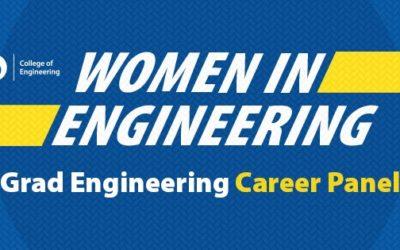 Feb 20: Graduate Engineering Career Panel