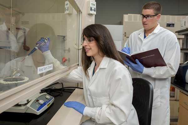 students inside laboratory