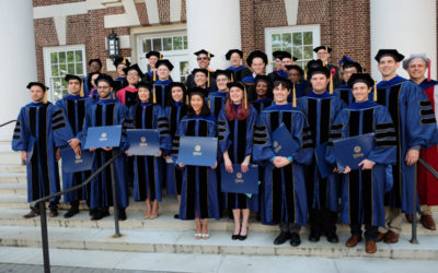 Engineers Receive UD Dissertation Prizes