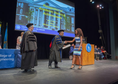 Engineering Honors Day Ceremony - 5/5/18