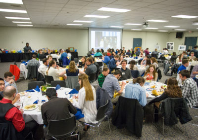 Engineers Week Student Banquet 2018