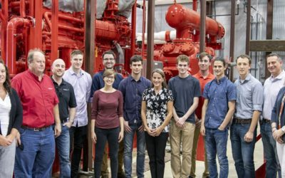 A Pipeline from Research to Industry