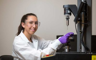 Student Research Spotlight: Erin Hogan