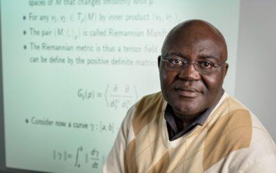 Nii O. Attoh-Okine Named ASCE Fellow