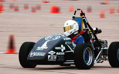A Banner Year for Blue Hen Racing