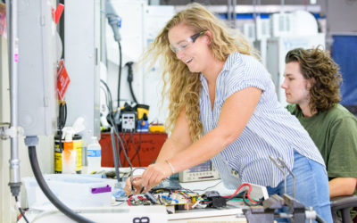 Student Research Spotlight: Vehicle to Grid Technology