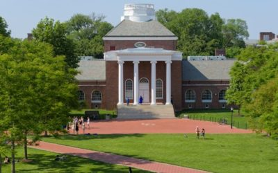 UD Ranked Among Top National Universities