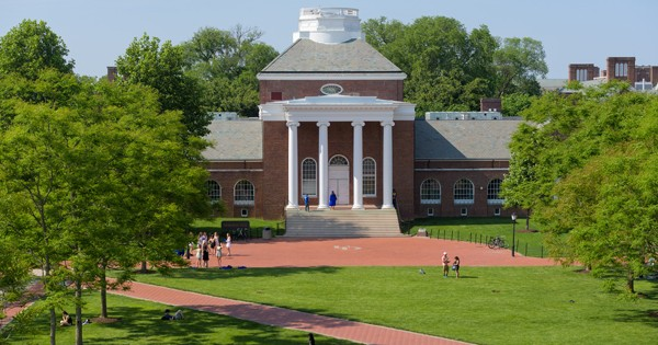 UD Ranked Among Top National Universities