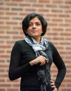 Arthi Jayaraman serves as the graduate program director for the Department of Chemical and Biomolecular Engineering.
