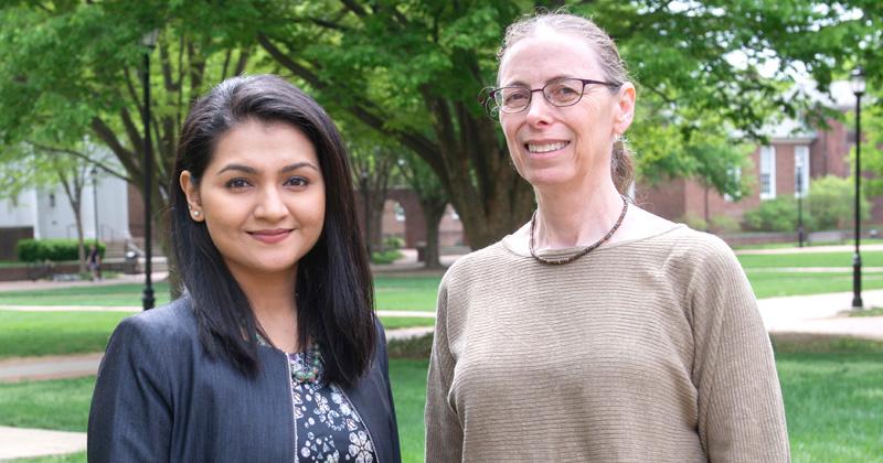 Grad Student Picked for International Forum