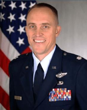 Lieutenant Colonel Jonathan D. Busch