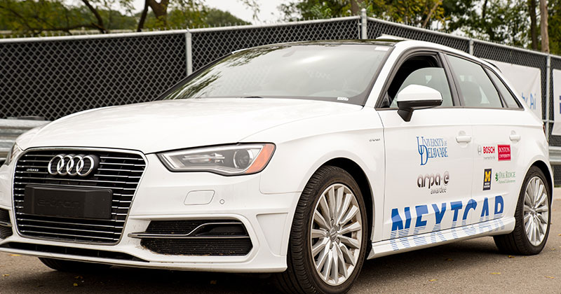 Smarter, Safer, More Efficient Vehicles
