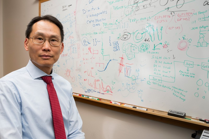 Wilfred Chen and DNA Computers