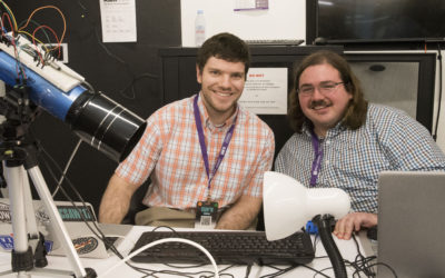 Student Team Wins Embedded Security Challenge