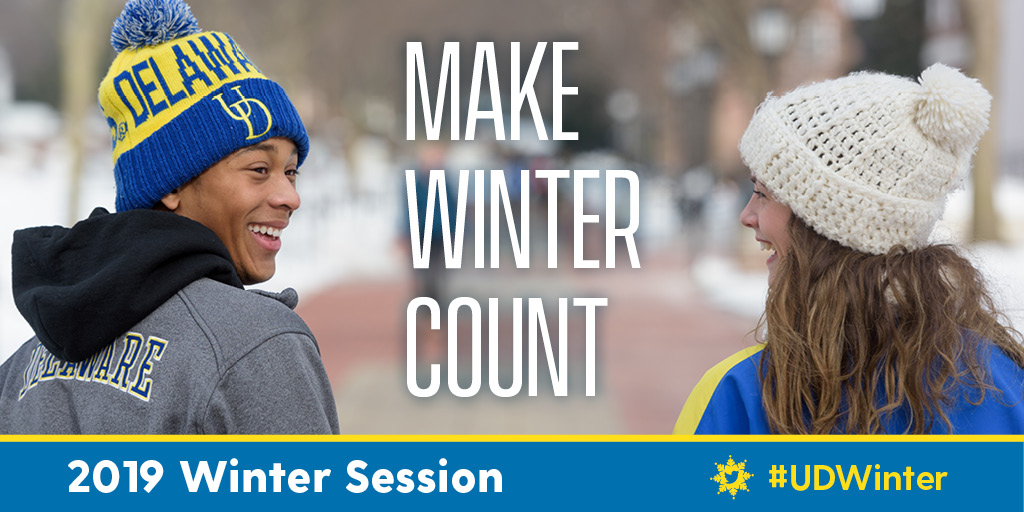 Register for Winter Session