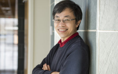Yushan Yan Honored for Inventions