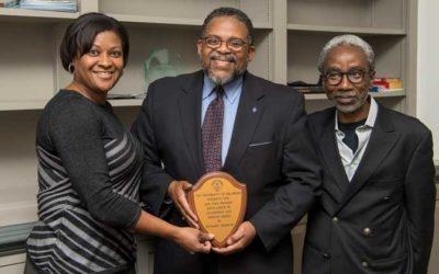 2018 John Warren Award Winner