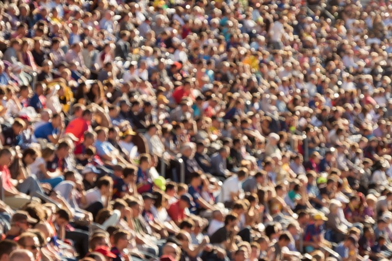 Spotting Faces in the Crowd