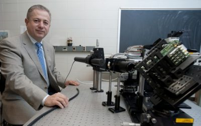 Gonzalo Arce Honored for Research