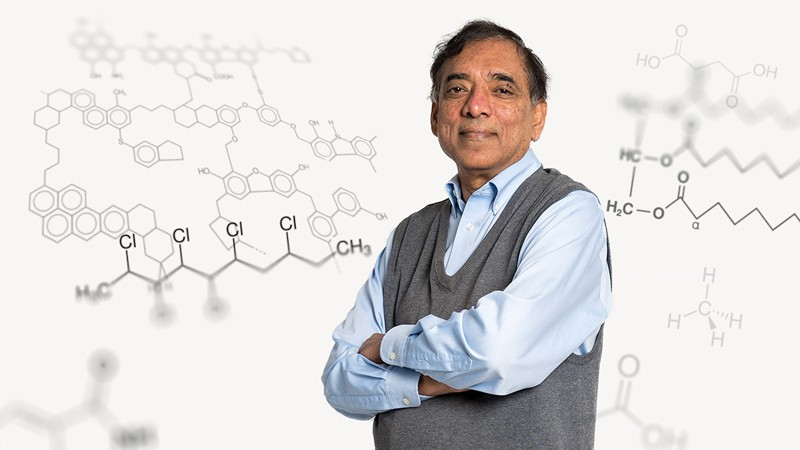 Prasad Dhurjati is a professor in the University of Delaware Department of Chemical and Biomolecular Engineering. He holds a joint appointment in mathematical sciences and biological sciences. His research interests are in chemical process diagnostics, systems biology, systems medicine and artificial intelligence. He earned his bachelor's degree in chemical engineering at the Indian Institute of Technology in Kanpur, India, and his doctorate at Purdue University. He is an elected fellow of the American Institute of Medical and Biological Engineering and an overseas fellow of the Royal Society of Medicine.