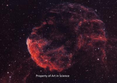 IC443 – JELLYFISH NEBULA