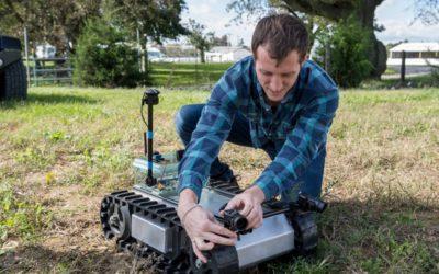 Robots On The Farm
