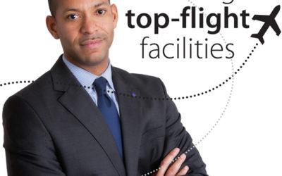 Firm Designs Top-Flight Facilities