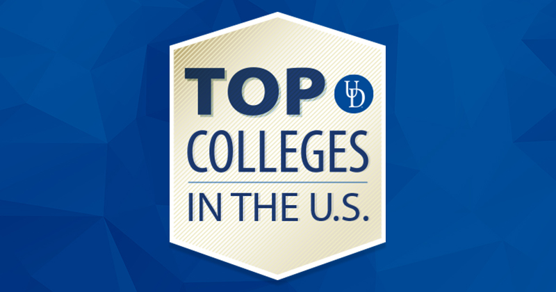 UD Engineering Ranks in the Top 50