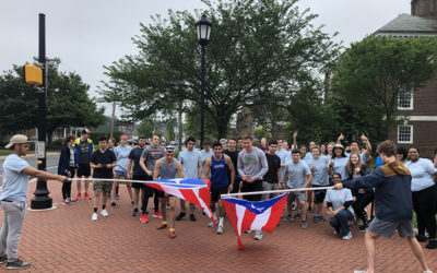 Passionate Persistence and Reflective Growth to Deliver Service Trip