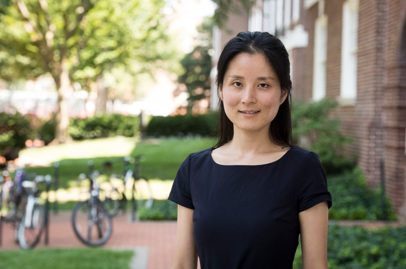 Tingyi Gu is an assistant professor of electrical and computer engineering.