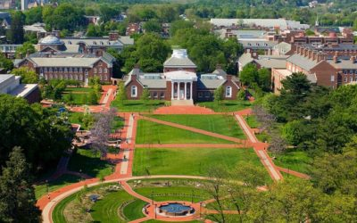 UD Undergraduate Programs Nationally Ranked