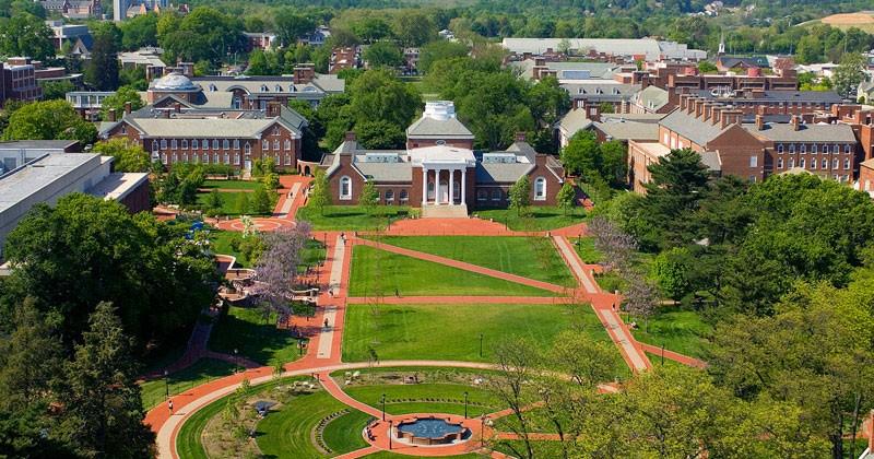 UD Undergraduate Programs Nationally Ranked