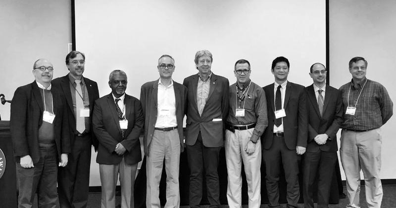 Dan Neumann (NCNR), Norman Wagner (UD, PI), Tessema Guebre (NSF, Program Manager)), Christoph Brocker (NCNR & Project Manager), Prof. Robert Briber (UMD collaborator), Don Pierce (NCNR), Michihiro Nagao (NCNR), Antonio Faraone (NCNR), Nick Maliszewskyj (NCNR)