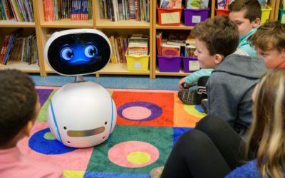 SOCIAL ROBOTS TEACH CYBER SAFETY