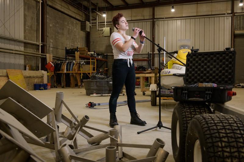 The Singing Engineer