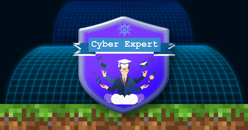 Virtual Camp Teaches Kids Cyber Skills
