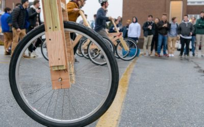 Building on Theory – With Bikes