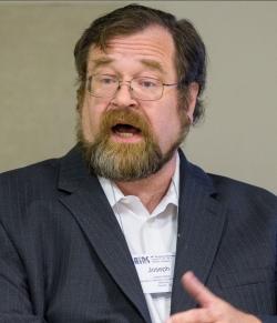 Joseph Deitzel is a senior scientist at UD's Center for Composite Materials.