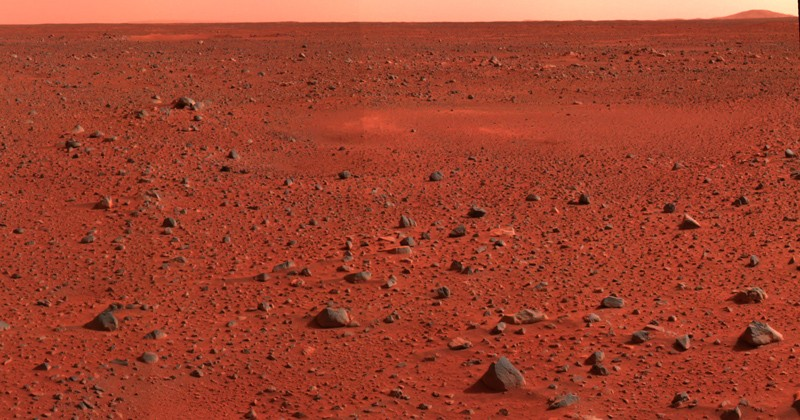 A Month of Mars