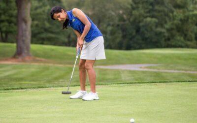 UD Golfer Honored