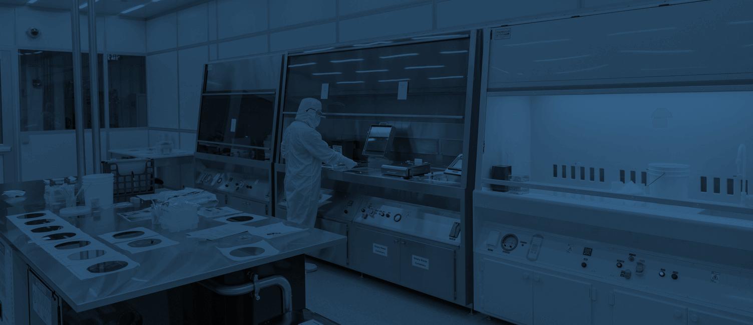 ISE Lab Nanofabrication Facility