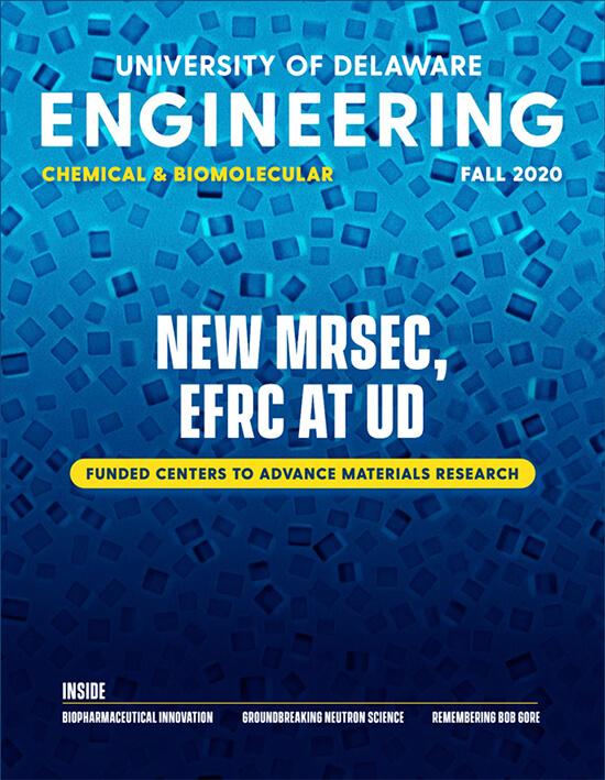 Chemical & Biomolecular Engineering Magazine